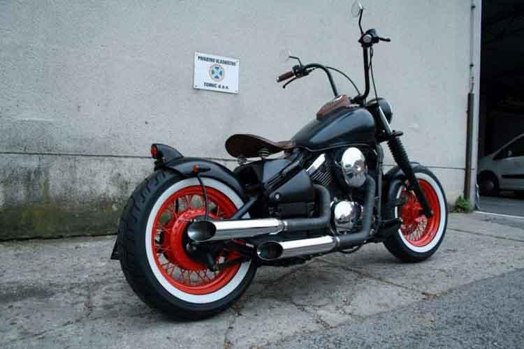 Tomic Custom Bike - Mammoth