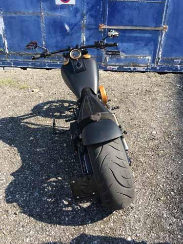 Tomic Custom Bike - Medulinac