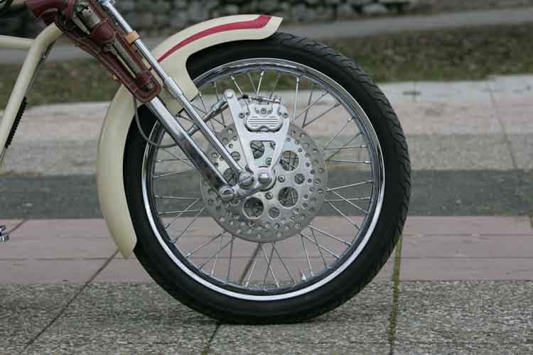 Tomic Custom Bike - Movie