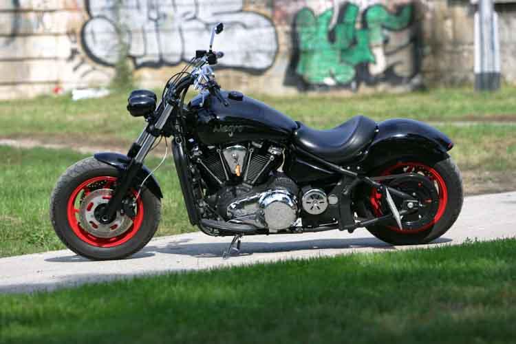 Tomic Custom Bike - Negro