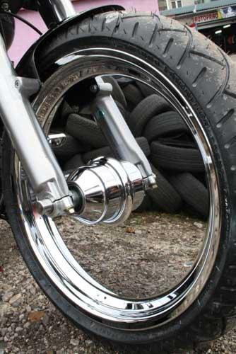 Tomic Custom Bike - Prerade - Fatty