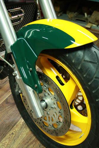 Tomic Custom Bike - Prerade - Rocket III