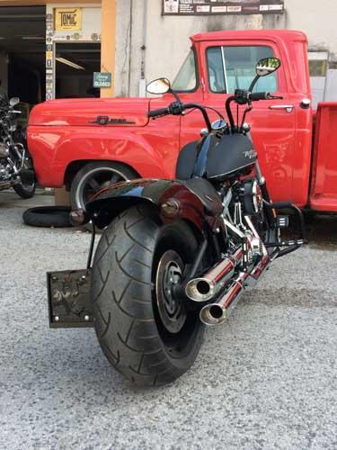 Tomic Custom Bike - Prerade - Shrek