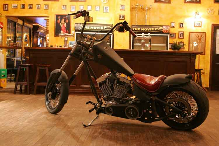 Tomic Custom Bike - Sheriff