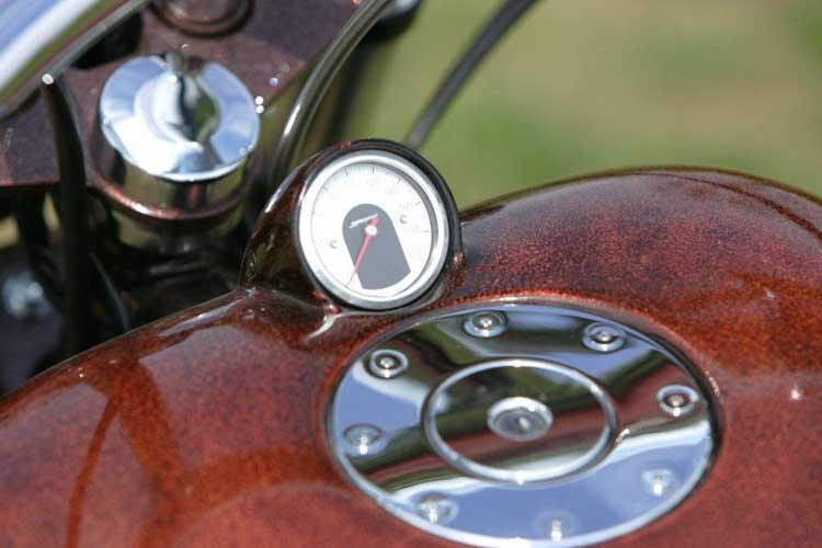 Tomic Custom Bike - Spartan