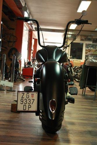 Tomic Custom Bike - XVS